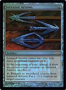 Serrated Arrows [PRM-FNM] (F)