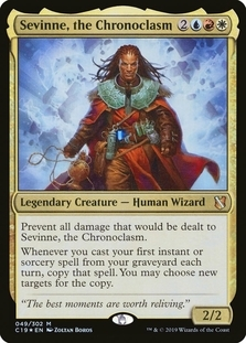 Sevinne, the Chronoclasm
