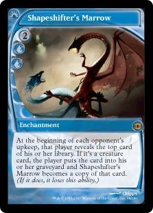 Shapeshifter's Marrow