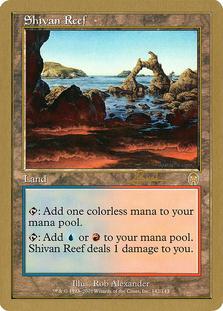 Shivan Reef <Antoine Ruel> [WC01]