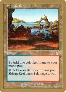 Shivan Reef <Sim Han How> [WC02]