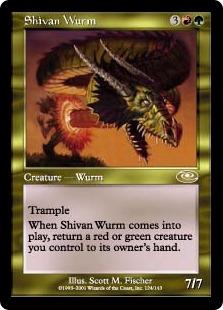Shivan Wurm [PS]