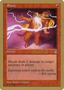 Shock <Mark Le Pine> [WC99]