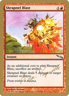 Shrapnel Blast <Aeo Paquette> [WC04]