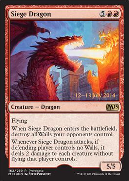 Siege Dragon