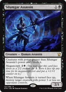 Silumgar Assassin [DTK] (F)