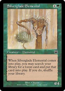 Silverglade Elemental [MM]