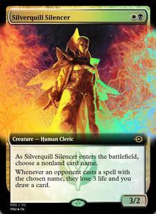 Silverquill Silencer [PRM]