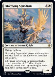 Silverwing Squadron <brawl deck> [ELD]