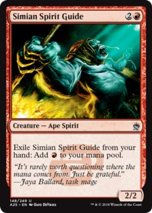 Simian Spirit Guide [A25]