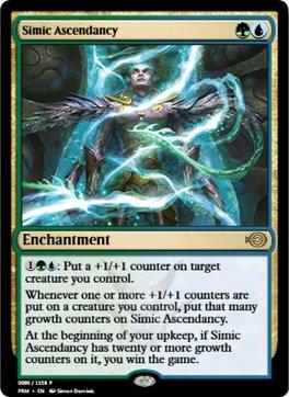 Simic Ascendancy [PRM]
