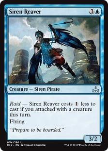 Siren Reaver