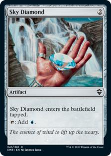 Sky Diamond [CMR] (F)