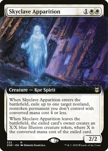 Skyclave Apparition <extended> [ZNR] (F)