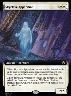 Skyclave Apparition [PRM] (F)