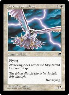 Skyshroud Falcon [ST]