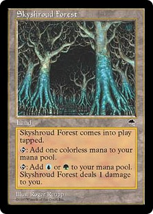 Skyshroud Forest [TE]