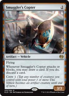 Smuggler's Copter
