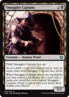 Smuggler Captain