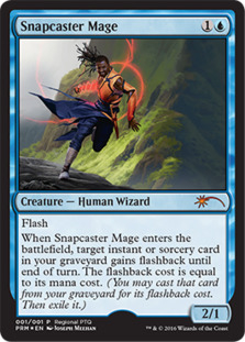 Snapcaster Mage [PRM-PTP] (F)