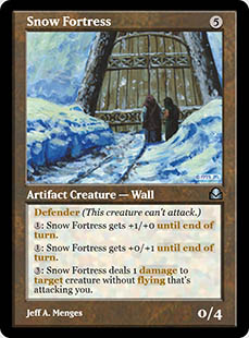 Snow Fortress [ME2] (F)