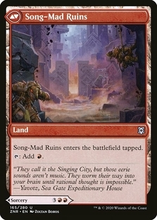 Song-Mad Ruins