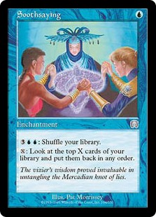 This Week in Legacy: Miracle! Soothsaying%2B%255BMM%255D