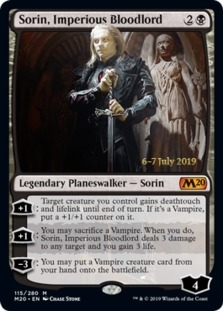 Sorin, Imperious Bloodlord [PRM-PRE] (F)
