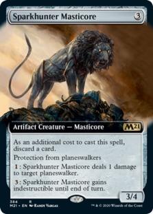 Sparkhunter Masticore