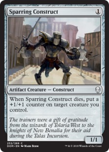 Sparring Construct