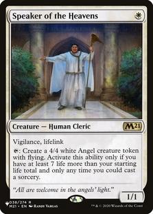 Speaker of the Heavens [PLIST]