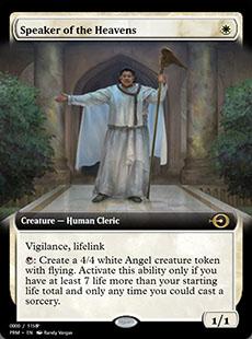 Speaker of the Heavens [PRM]