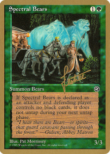 Spectral Bears <Bertrand Lestree> [PTC]