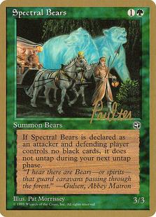 Spectral Bears <Preston Poulter> [PTC]