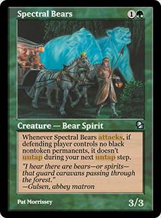 Spectral Bears [MED] (F)