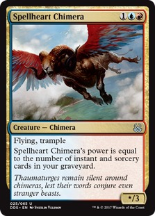 Spellheart Chimera