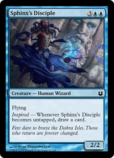 Sphinx's Disciple