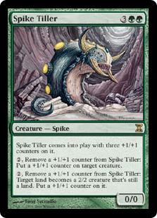 Spike Tiller