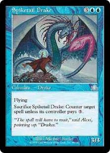 Spiketail Drake