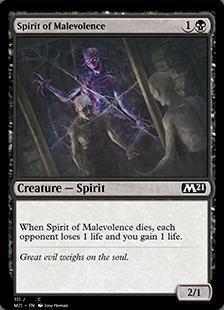 Spirit of Malevolence