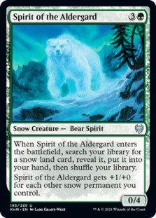 Spirit of the Aldergard