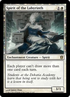 Spirit of the Labyrinth