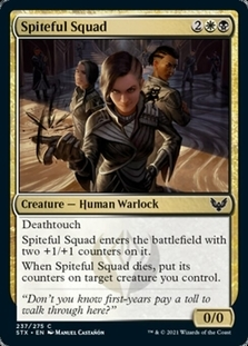 Spiteful Squad