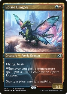 Sprite Dragon <promo pack> [IKO]