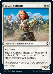 Squad Captain [CMR] (F)