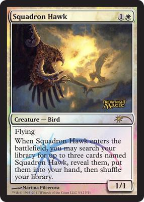 Squadron Hawk [PRM-FNM] (F)