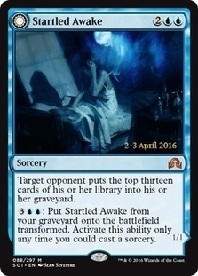 Startled Awake [PRM-PRE] (F)
