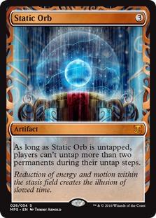 Static Orb [MS2] (F)