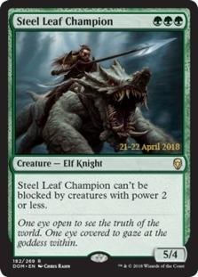 Steel Leaf Champion [PRM-PRE] (F)
