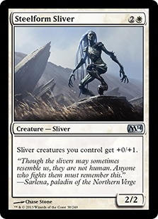 Steelform Sliver